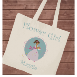 Flower Girl Perfect Tote