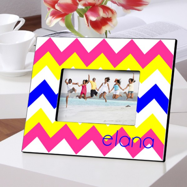 Color Brights Picture Frames