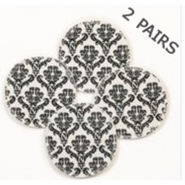 Damask Breast Pads