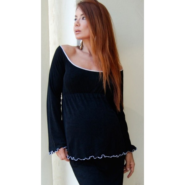Fiona Maternity Blouse