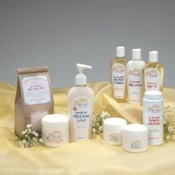 Shampoo & Moisterizers